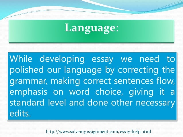 to write a process essay A process analysis or procedural essay tells the reader how to perform a task or accomplish a goal to write this type of essay, break down the task you are trying to.