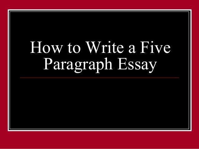 Five paragraph essay on leadership