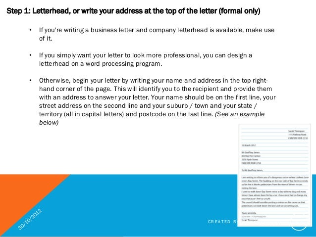 How to write a good business letter created by sukhsandhu 12 spiritdancerdesigns Gallery