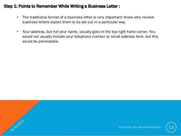 How to write a good online dating letter