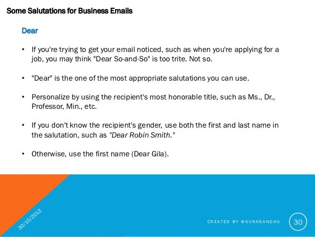 How To Address A Letter You Dont Know Who The Recipient Is.How To Write A Good Business Letter