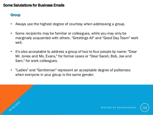 How to write a good business letter created by sukhsandhu 33 33 ccuart Image collections