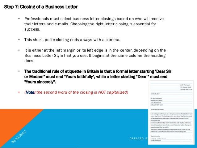 Business writing salutations in letters and email doritrcatodos how to write a good business letter spiritdancerdesigns Choice Image