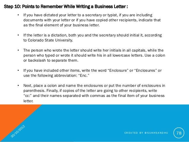 How to write a good business letter created by sukhsandhu 78 78 spiritdancerdesigns Gallery