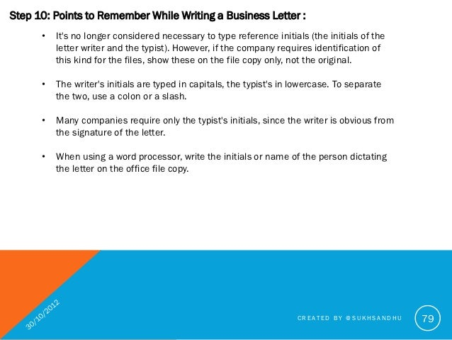 How to write a good business letter created by sukhsandhu 79 79 spiritdancerdesigns Gallery