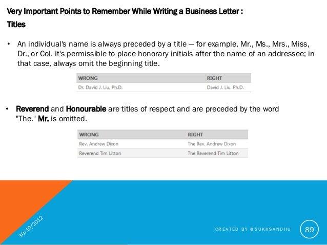 how to write a good business memo