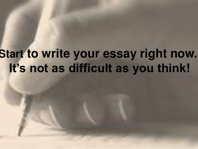 how to write a good essay in grade 11