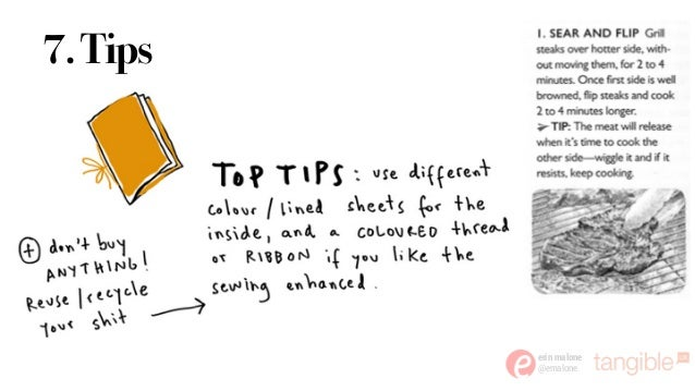 erin malone @emalone 7.Tips