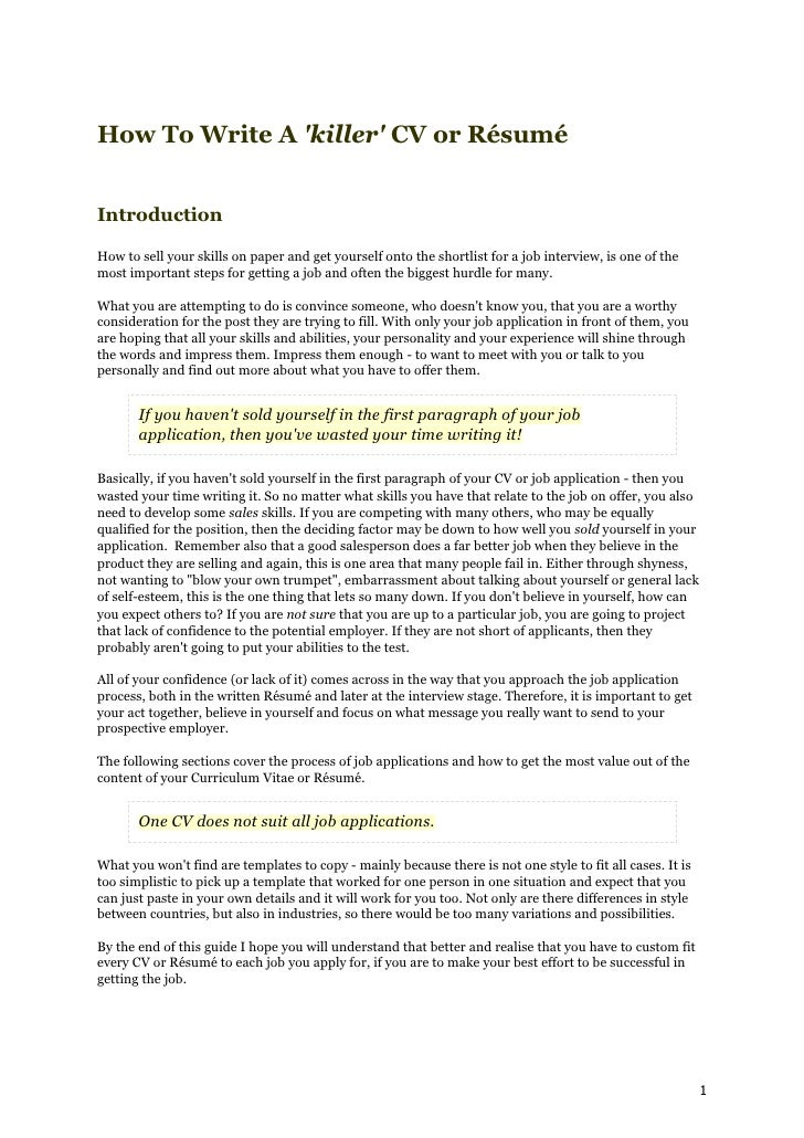 What Should You Say On A Resume Professional User Manual Ebooks