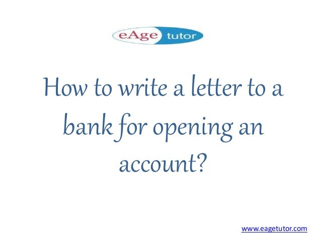 Character Reference Letter for Bank