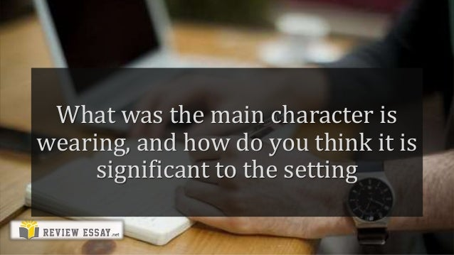 How to write a character study for film