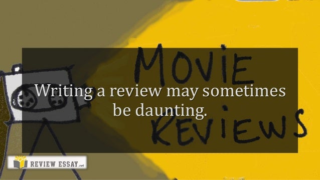 write a full review