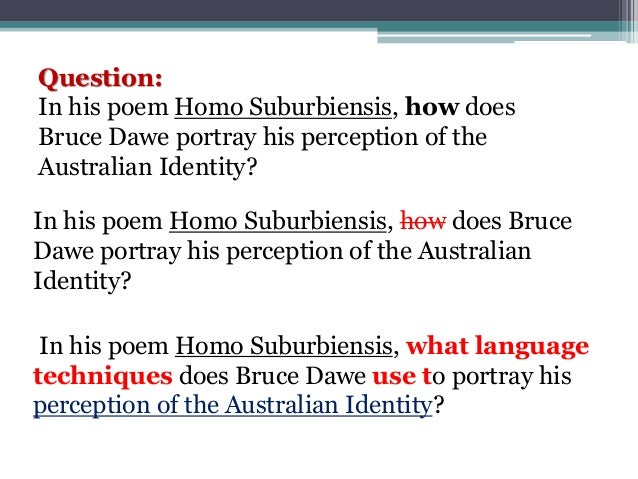 bruce dawe analysis Protest poetry bruce dawe analysis in the new landscape search and destroy biography australian environmental movement writing style poem poet.