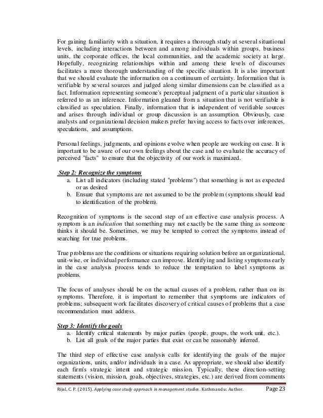 Running head: ANALYSIS OF HR PRACTICE 1 Case Study: An ...