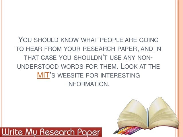 Parts of writing a research paper - blogger.com