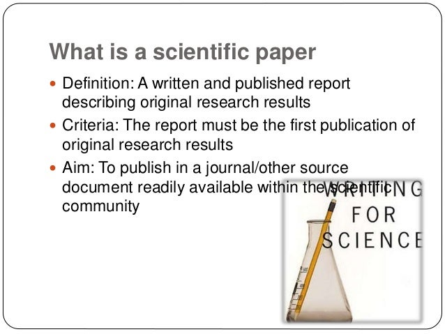 scientific research paper criteria Download free sample of research paper format, sample research paper, mla and apa research paper templates find out proper formatted custom research papers  learn about scientific research paper format, outline format, and find a good research paper sample.