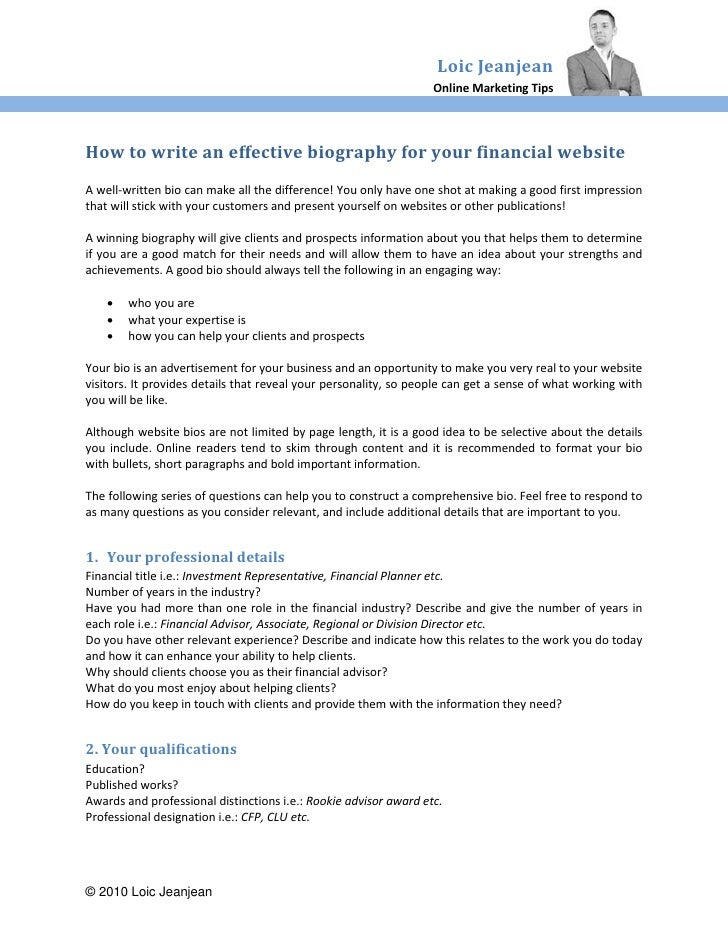how-to-write-an-effective-biography-for-your-financial -website-1-728.jpg?cb=1278346988