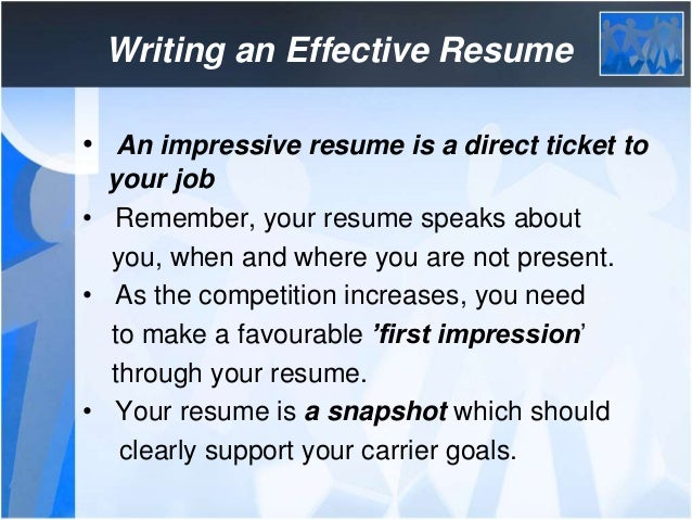 How To Write An Effective Resume. Writing Effective Cover Letters For  Brilliant Writing An Effective How To Write An Effective Resume And. Effective  Resume ...