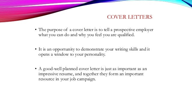 ... Copy And Postscript; 32. WRITING STYLE  COVER LETTER ...