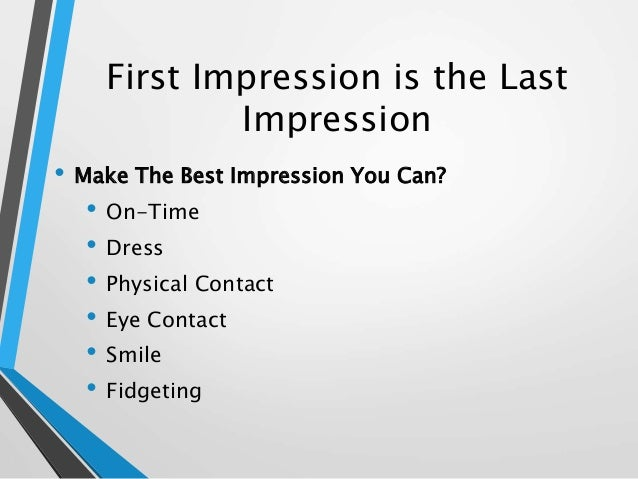 change first impression Even fact will not change first impressions friday and researchers say that whether a first impression occurs online versus in person is important.