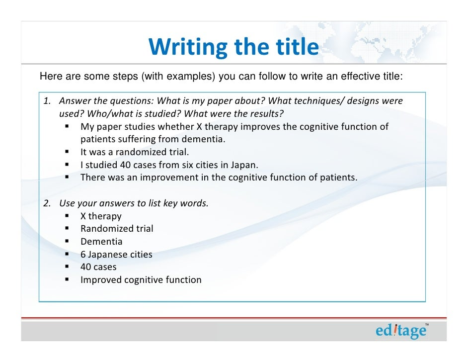 research proposal title examples