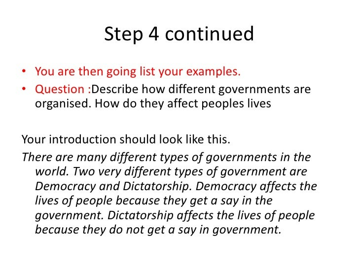 democracy and totalitarianism essay Democracy and totalitarianism are two concepts that differ from each other to a great extent democracy is a form of government in which all the democracy is the rule of the people whereas totalitarianism is the rule of a single powerful person this is one of the main differences between the.