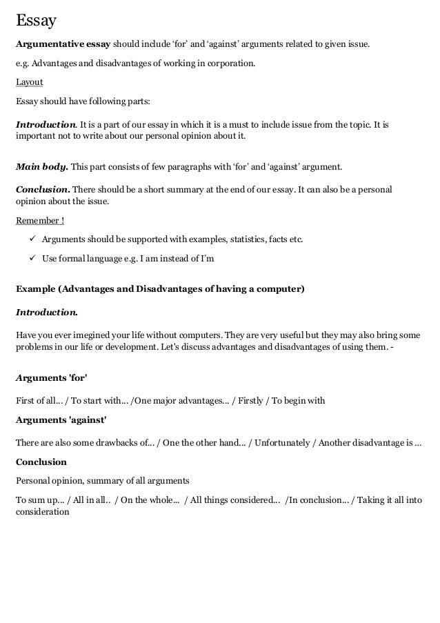 https://image.slidesharecdn.com/howtowriteanessay-advantagesdisadvanatageswritingspeakingopinionfriendship-130706161734-phpapp02/95/how-to-write-an-essay-advantages-disadvanatages-writing-speaking-opinion-friendship-1-638.jpg?cb\u003d1373127977