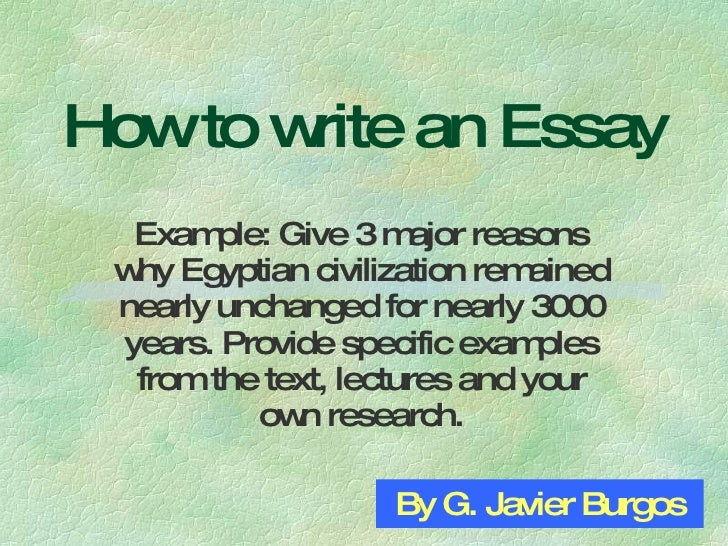 Admission essays that worked