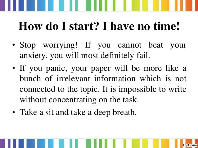 how to write an essay about anything How can the answer be improved.