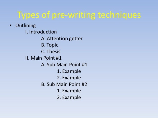 write an essay on effective study skills