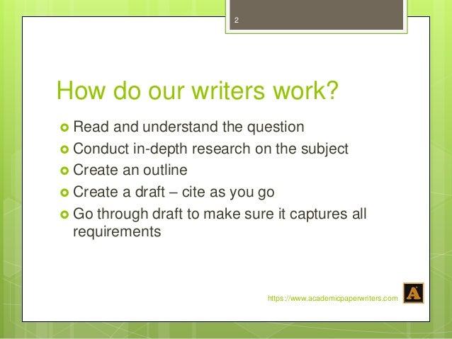 How to write an essay like a professional Slide 2