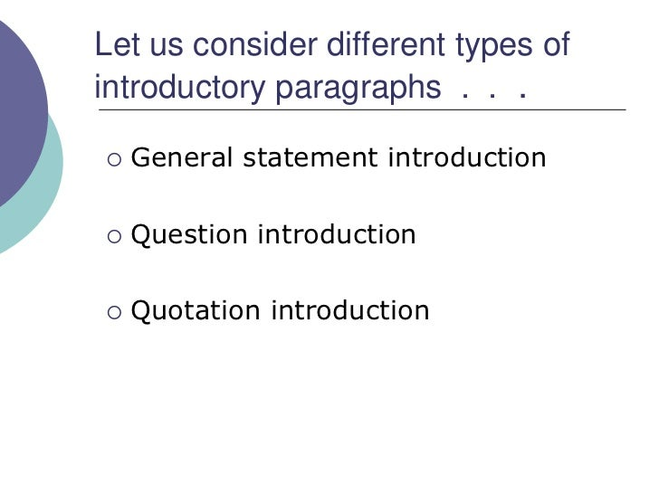 must begin with an introductory paragraph that has a succinct thesis statement Effective leadership(mother teresa, bill gates,  must begin with an introductory paragraph that has a succinct thesis statement must address the topic of the.