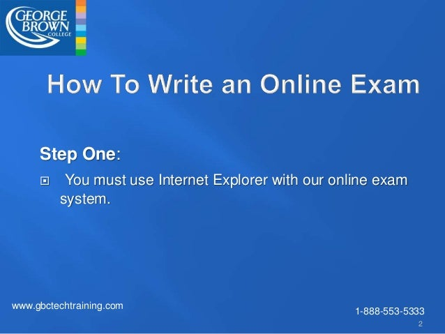 how to write online