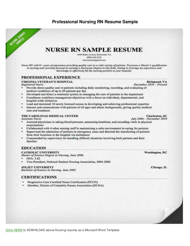 Buyretina.us  New Rn Resume