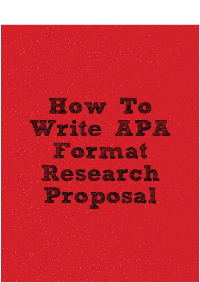 Dissertation Proposal Template Apa from image.slidesharecdn.com