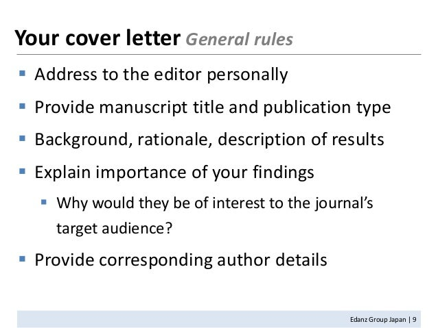 How to write a paper 3 20120121 9 your cover letter expocarfo