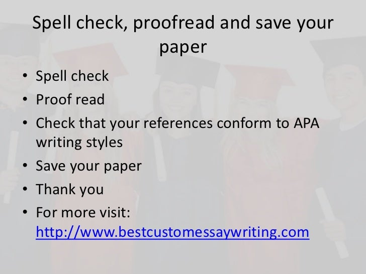 how to write a paper in apa Learn how to benefit from using the best example of apa format essays we offer paper writing guide to follow the academic standards for college students.