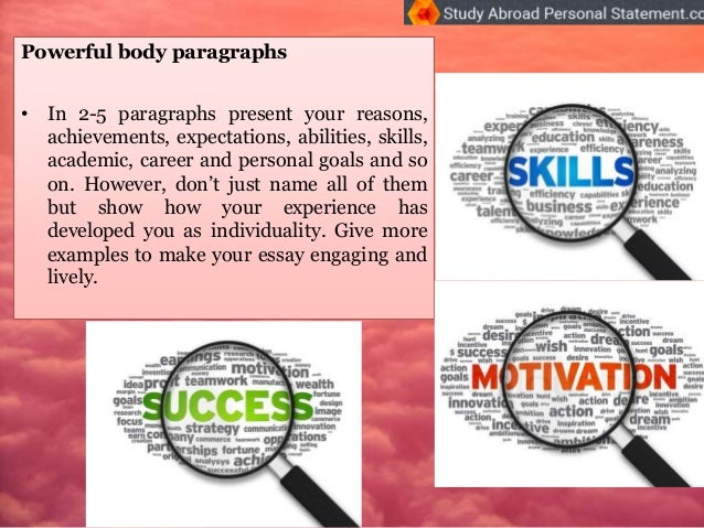 the study abroad essay Advantages and disadvantages of studying abroad essay advantages and disadvantages of studying migrate to another country to continue your study.
