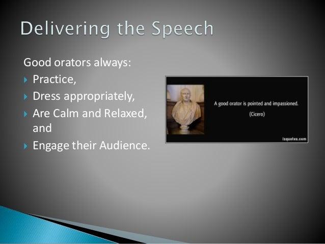 Enforced persuasive speech