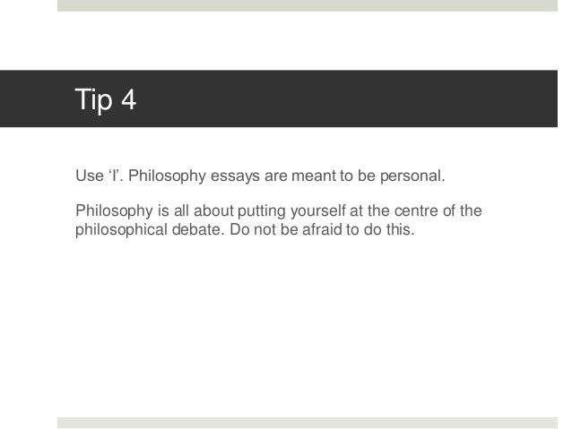 how to write a philosophy essay 16