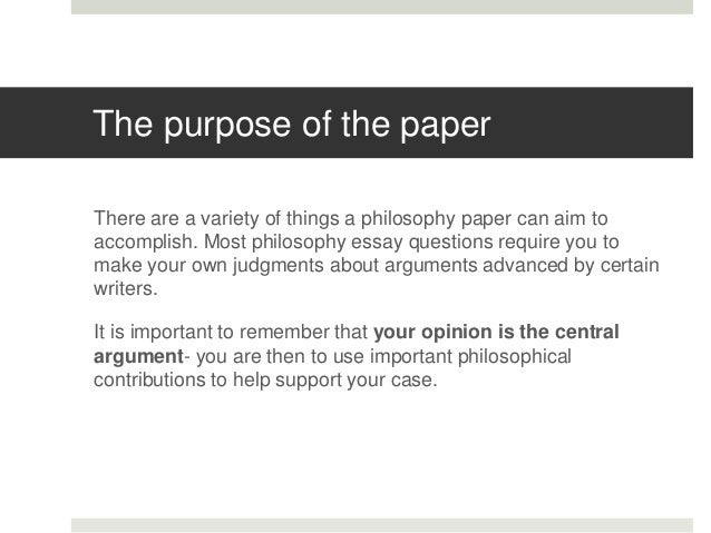 how to write a philosophy essay how to write a philosophy essay 2