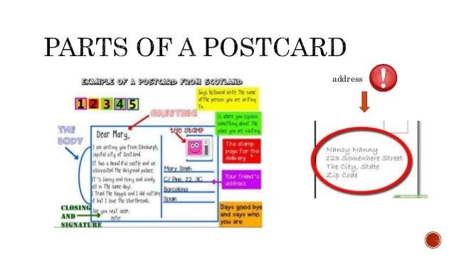 postcard images