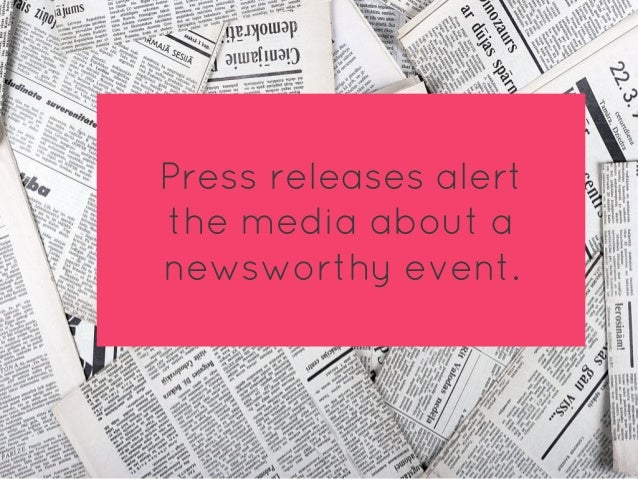 how to write a press release forbes