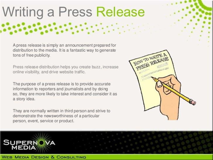 write a press release testosterone