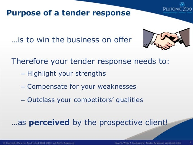 essays on tender offer Offer and acceptance essays: the tender can only be classed as an offer if that same company specified a price he would charge and the terms he would trade.