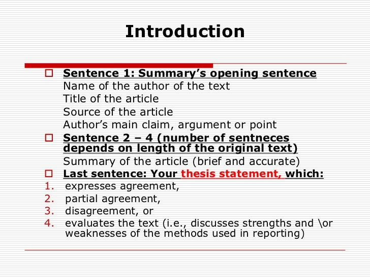 Example Essay English How To Write A Reaction Response Paper Essay On Importance Of Good Health also Essay Thesis Statement Examples How To Write A Paper Components Of A Responsereaction Paperbr  Essay For High School Students