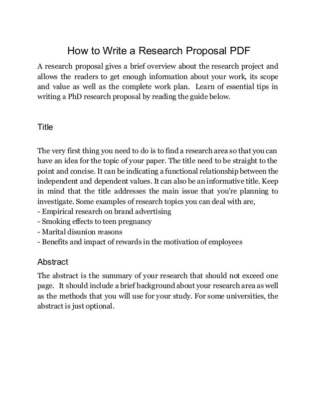 Writing phd research proposal pdf APD Experts Manpower Service
