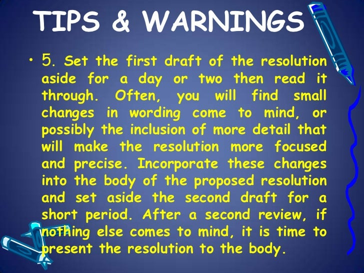 how to write a resolution Employee conflict resolution form writing and will ask you to indicate if the issue has been resolved to your satisfaction.