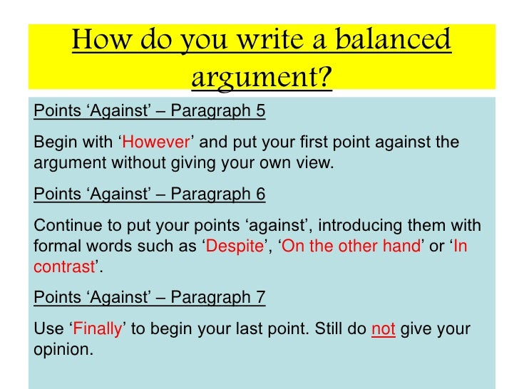 Where do you put your thesis statement in an essay