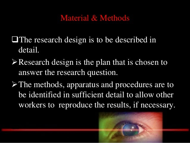 Science Research Guide   ppt download How to write a essay in  rd person